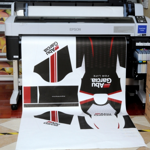 105gsm липкая / Tacky China Sublimation Transfer Paper