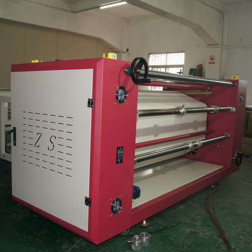 Rotary heat sublimation machine (High Speed)--HR-26B-2